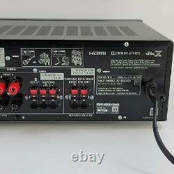 Sony Multi Channel Home Theatre AV HDMI Receiver STR-DH790 7.2ch 4k Dolby Atmos