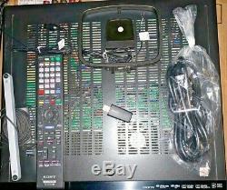 Sony STR-DA5800ES 9.2 Channel Home Theater Receiver4K UHD HD Faroudja upscaler