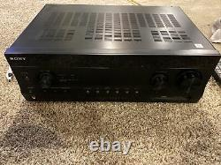 Sony STR-DN1030 7.2-channel home theater receiver with Wi-Fi, Bluetooth and Ap