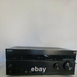 Sony STR-DN1050 7.2-channel home theater receiver with Bluetooth, Apple AirPlay