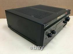 Sony Str-da3700es 3d 7.2 Ch. Home Theatre Network Receiver Black