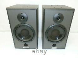 Tannoy Proto J Plus Studio Monitor Pair Stereos Studios Home Theater Speakers