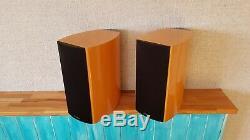 Unique Audiophile Pioneer S-F80 Hi End home cinema theater book shelf speakers