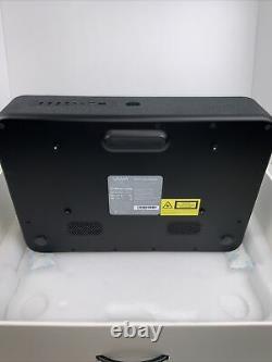 VAVA 4K UHD Smart Ultra Short Throw Laser TV Home Theater Projector (Black)