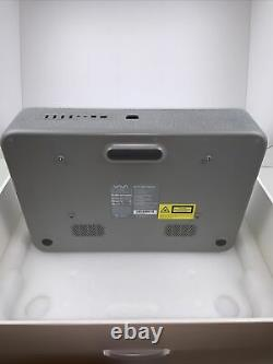 VAVA 4K UHD Smart Ultra Short Throw Laser TV Home Theater Projector (White)