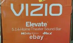 VIZIO Elevate 5.1.4 Home Theater Sound Bar P514a