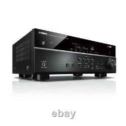 Yamaha 7.2 Wireless Home Theatre AV Receiver with Dolby Atmos and DTS RXV585