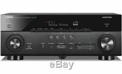 Yamaha AVENTAGE RX-A780 7.2-channel home theater receiver with Wi-Fi, Bluetooth