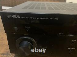 Yamaha Aventage RX-A660 Home Theater 7.2 Channel AV Receiver Atmos Airplay