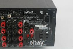 Yamaha RX-V3800 Natural Sound AV Home Theater Receiver Black AM / FM