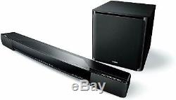 Yamaha YAS-203 Soundbar + Wireless Subwoofer Home Theater Speaker System
