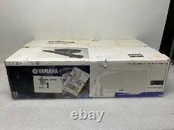 Yamaha YHT-S400 250W Bluetooth Home Theatre Soundbar Subwoofer 120V New