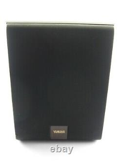 Yamaha YST-SW300 Powered Home Theater Active Subwoofer 12 5.1 Surround Sound